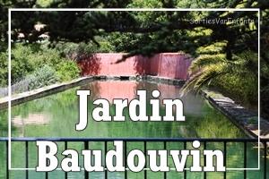 LE JARDIN REMARQUABLE BAUDOUVIN : aussi poétique que ludique !