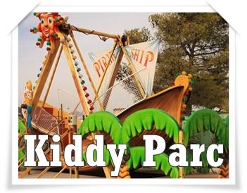 KIDDY PARC : 1 lieu = 6 activités ludiques