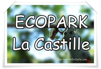 ECOPARK ADVENTURES La Castille : l'Aventure accrobranche en toute sécurité !