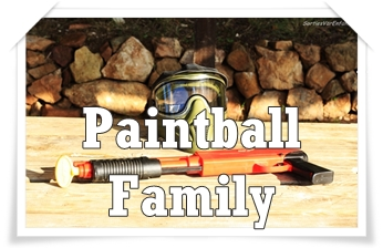 PAINTBALL FAMILY : immersion dans l'univers «Call of Duty»