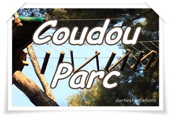 COUDOU PARC : l'accrobranche «familial» en toute sécurité