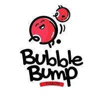 bubble bump, toulon, foot, anniversaire, enfant, var