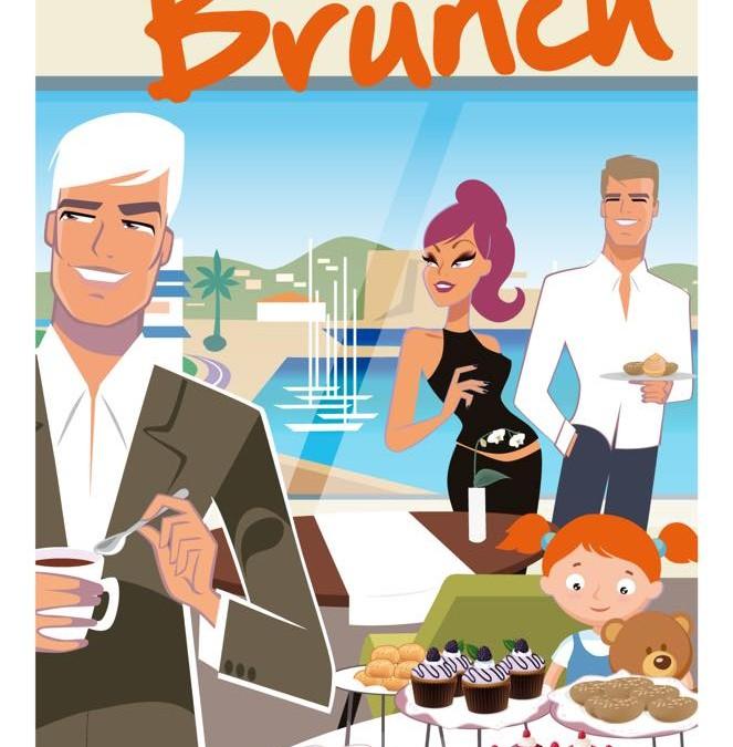 Déguster un «brunch» familial – HÔTEL LA CORNICHE-