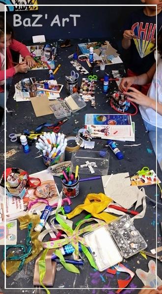 atelier, enfant, artistique, Var, Toulon, famille, sortir
