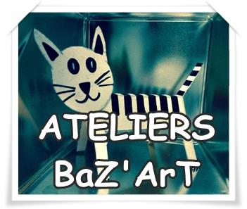 ATELIERS BAZ'ART : osez la créativité !