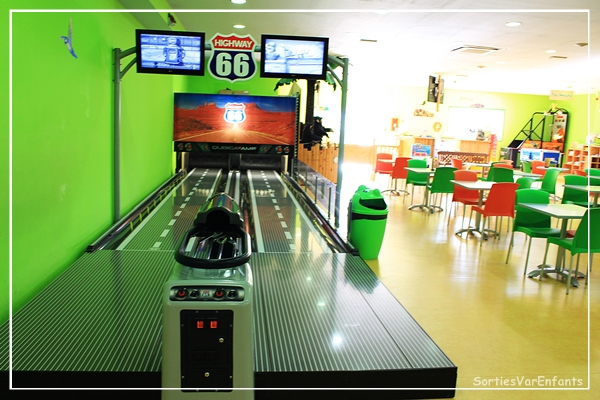 anniversaire bowling frejus