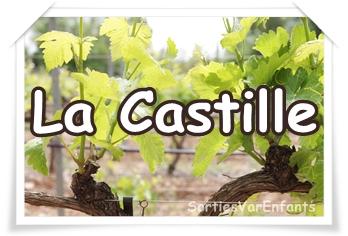 LA CASTILLE : 300 hectares de balade typiquement provençale