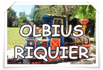 OLBIUS RIQUIER : le parc Varois incontournable