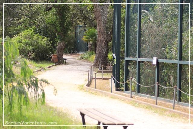 Le Jardin Zoologique Tropical De La Londe Especes Animales Et