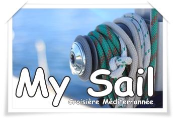 MY SAIL Croisière Méditerrannée : louez votre bateau et voguez en mer, en famille