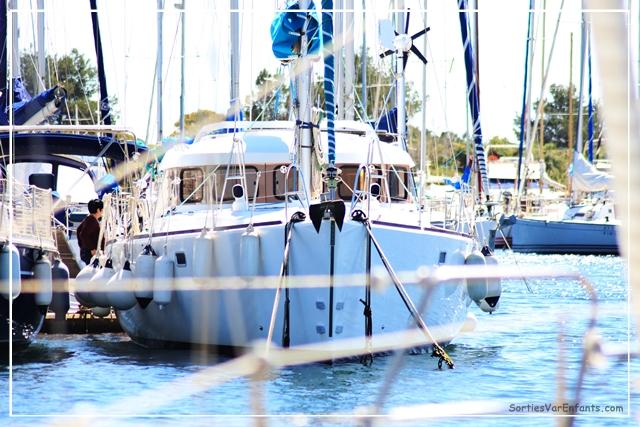 croisière, voilier, location, bateau, Embiez, famille, VAR
