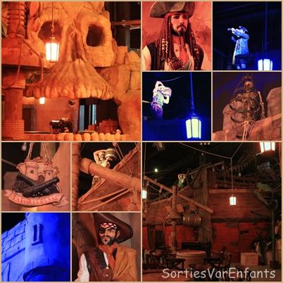 parc, pirates, aventures, La Garde, La Valette, Avenue 83, enfants, restaurant, garderie, Var