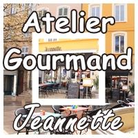 ATELIER GOURMAND «Jeannette» : un restaurant cosy et girly, idéal pour les mamans