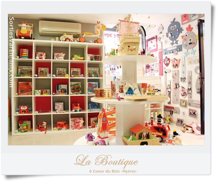 boutique, bois, jouets, déco, bijoux, enfants, idée, cadeau, Hyères, Var