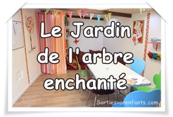 LE JARDIN DE L'ARBRE ENCHANTE : ateliers, stages vacances … et plus si affinité