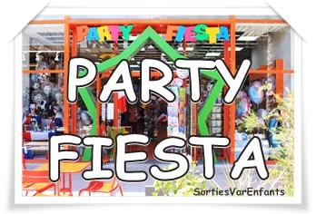 PARTY FIESTA : partenaire de toutes vos fêtes