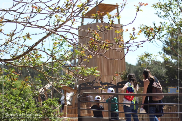 zoo, Zoa, Sanary, aire de jeux, enfants, Var, 83