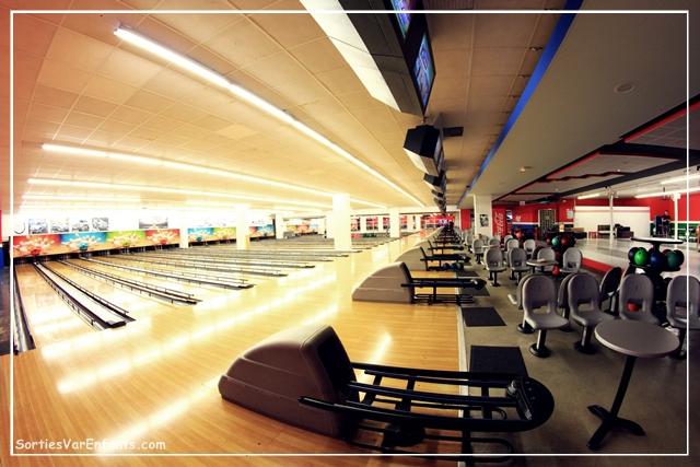 anniversaire bowling la valette