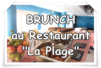 Au restaurant « La Plage », on brunche en famille !