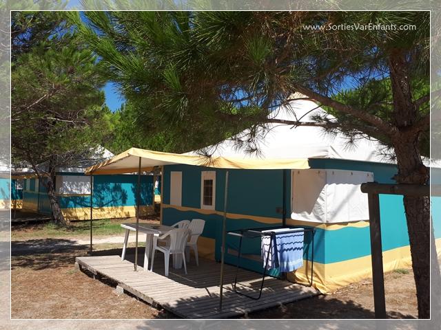 camping, Hyères, 83, Var, enfants, famille