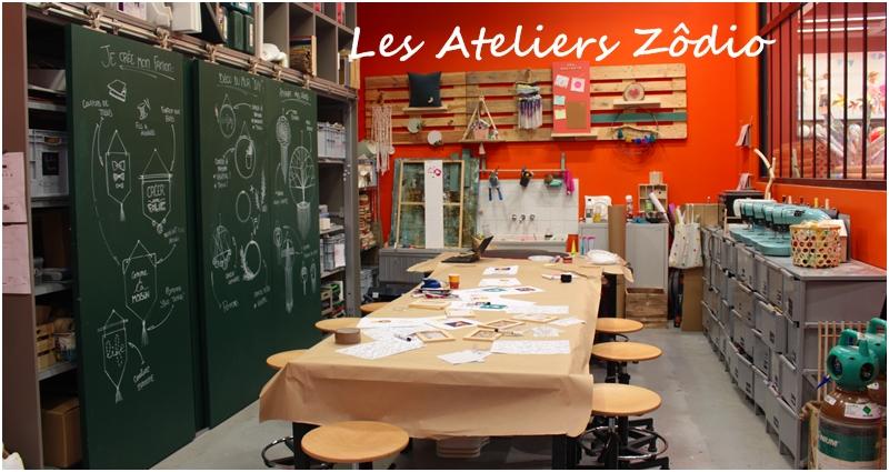 Ateliers Zôdio