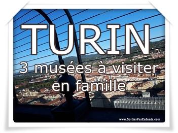 Tournée des musées à Turin (Italie)