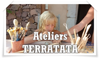 Les Ateliers Terratata, le modelage argile au service des petites mains !